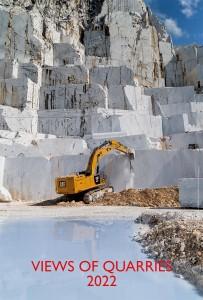 2022 Calendar Views of quarries